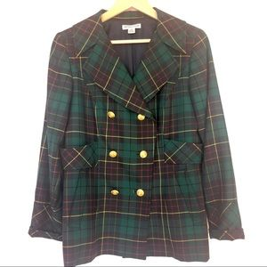 Gorgeous Pendleton wool blazer size 10
